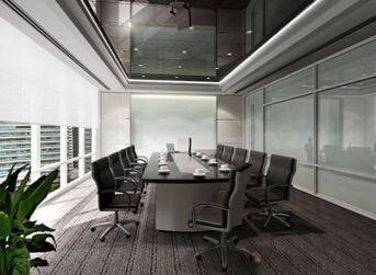 Automated Window Shades and Treatments for a SMART business