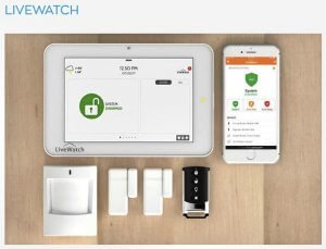 Livewatch Home Security Installation