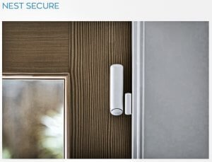 Nest Secure home security installation