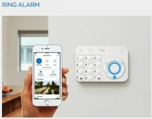 Install Ring alarm today